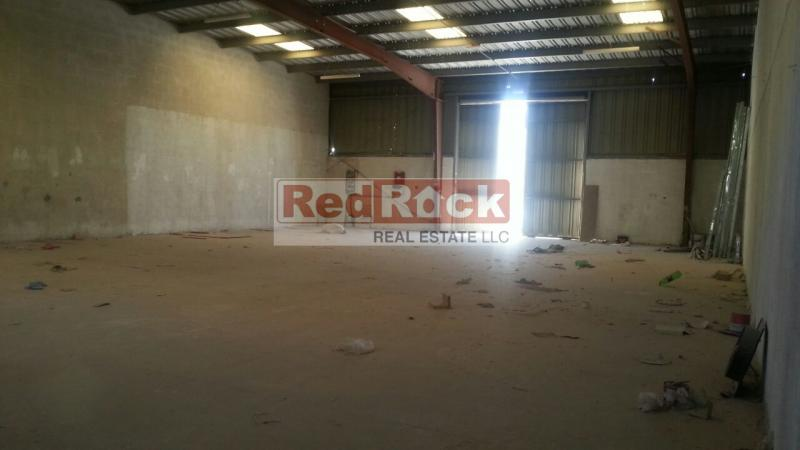 Excellent Location 2800 Sqft Commercial Warehouse In Al Quoz for Aed 130,000/Yr