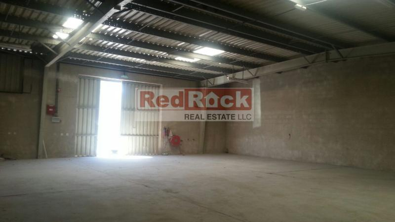 Excellent Location 2800 Sqft Warehouse in Al Quoz Aed 130,000/Yr