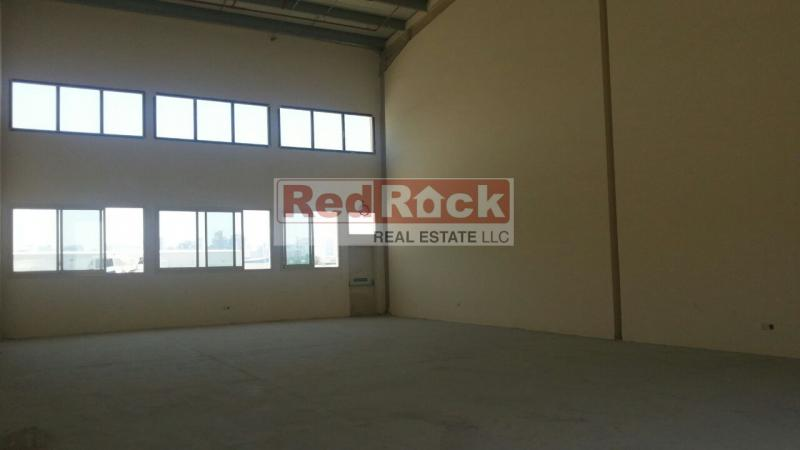 Tax Free Brand New 2180 Sqft Warehouse with Sprinklers in Al Quoz
