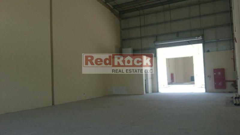 No Tax 2180 Sqft Warehouse in Excellent Location of Al Quoz