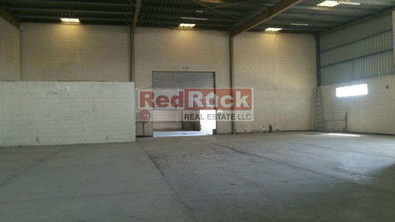 Storage Only 3900 Sqft Warehouse with Easy Access In Al Quoz