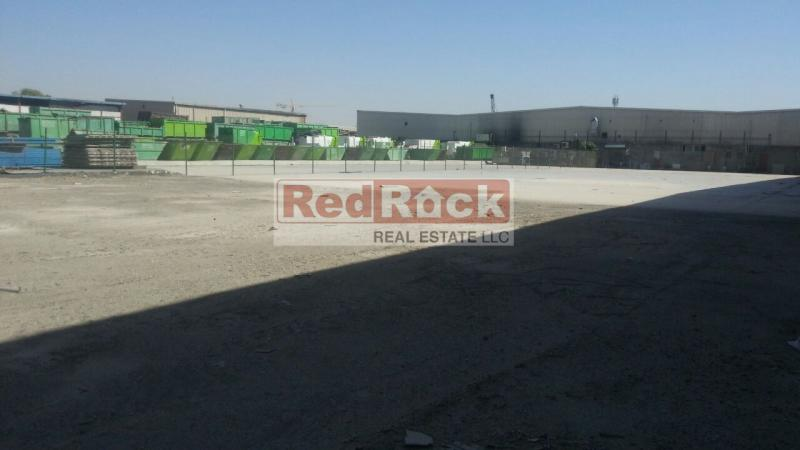 Independent 26,000 Sqft Warehouse for Any Activity in Al Quoz