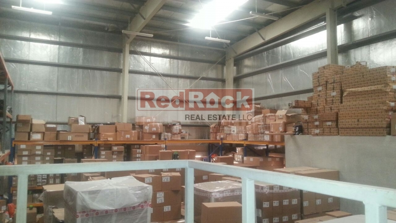 For Sale 10,000 Sqft Independent Warehouse in Al Quoz