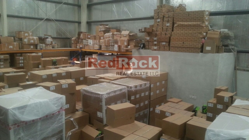 For Sale 10005 Sqft Independent Warehouse in Al Quoz