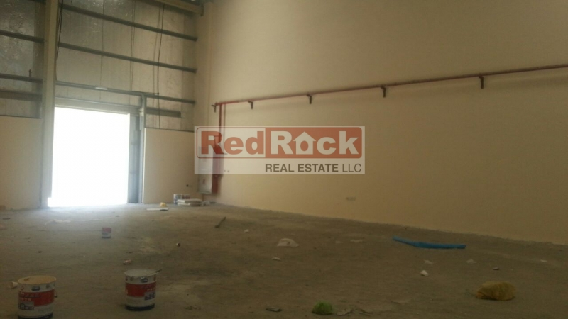 With 22 KW Power 2200 Sqft Warehouse in Al Quoz 2