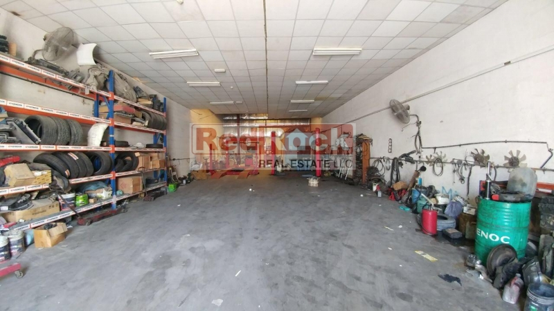 Suitable for Garage 2350 Sqft Warehouse in Al Qusais for Aed 130,000/Yr