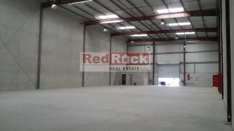 Excellent Location New 7182 Sqft Warehouse In Al Quoz For Rent