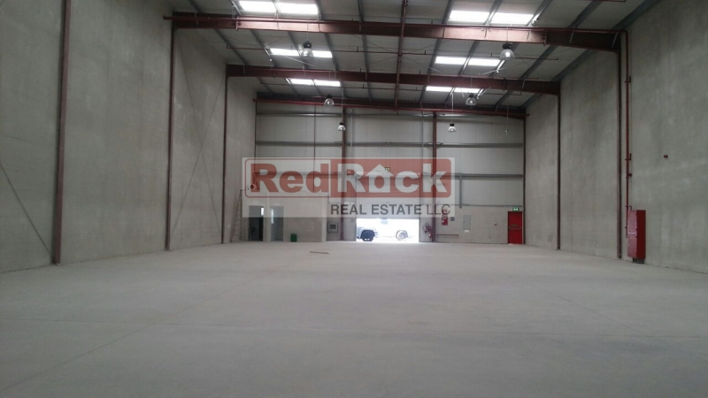 Ideal for Distributors Tax Free 7182 Sqft Warehouse in Al Quoz