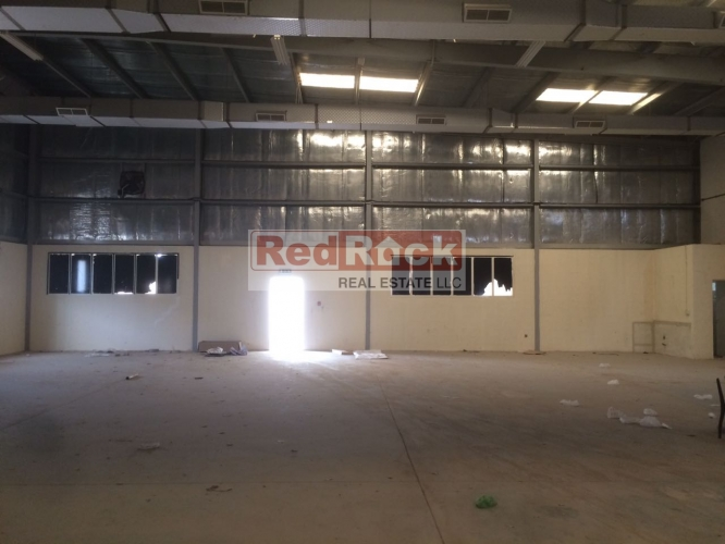 Cheap Price Fully Insulated 3890 Sqft Warehouse in DIP