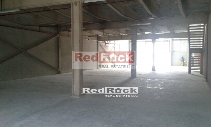 Spacious 7600 Sqft Warehouse with Open Land In Nad Al Hamar
