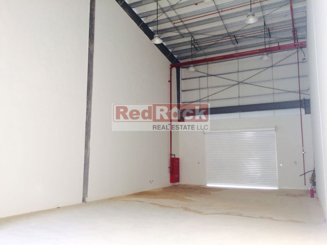 1503 Sqft Commercial Warehouse In Khawaneej For Aed 82K/Yr