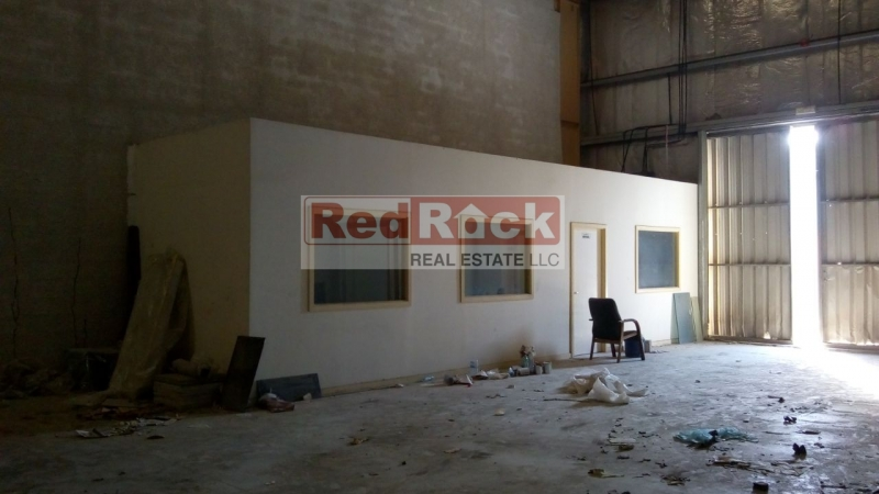 Excellent Location 3000 Sqft For Any Business In Al Quoz