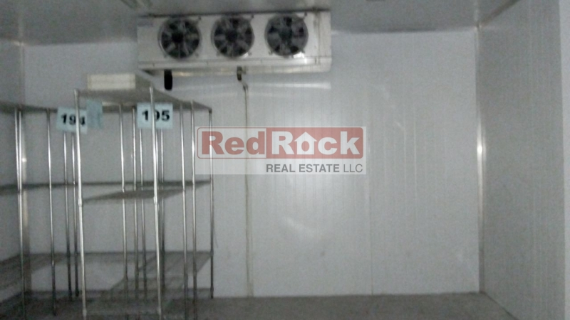 Cold Storage 6200 Sqft Warehouse In Al Quoz for Aed 306,000/Yr