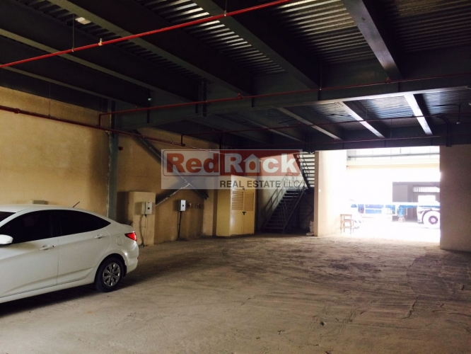 Industrial 5900 Sqft Warehouse with 150KW Power in Ras Al Khor