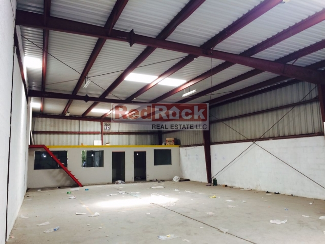 Well Kept 3000 Sqft Warehouse with Office in Umm Ramool