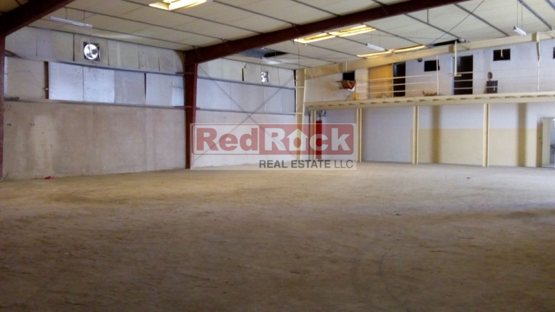 Location Location Near Al Quoz Mall Independent Plot 14,195 Sqft Warehouse
