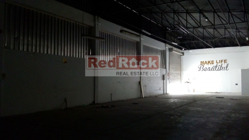 Al Quoz 4500 Sqft Industrial Warehouse for Aed 175,000/Yr
