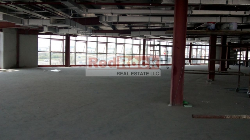 Ideal for Showroom 10,000 Sqft Near Sheikh Zayed Road Al Quoz