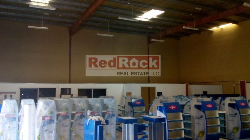 Naturally Lighted 4000 Sqft Commercial Warehouse in DIP