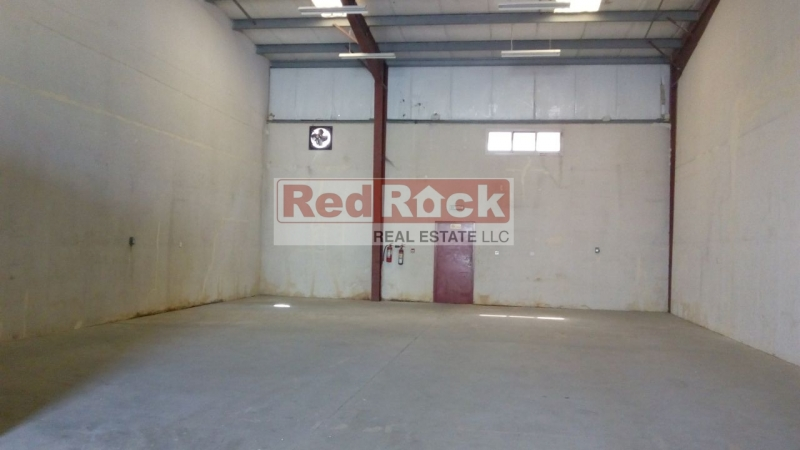 Paramount 2500 Sqft Warehouse with Office in Al Quoz