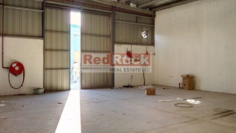 Tax Free with 40 KW Power 2700 Sqft Commercial Warehouse