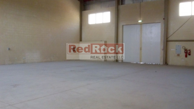 High Quality, Brand New 10M Height 3121 Sqft Warehouse in Al Quoz