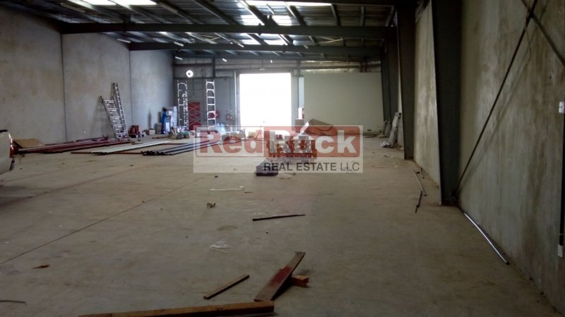 Commercial Insulated 6630 Sqft Warehouse in Al Quoz