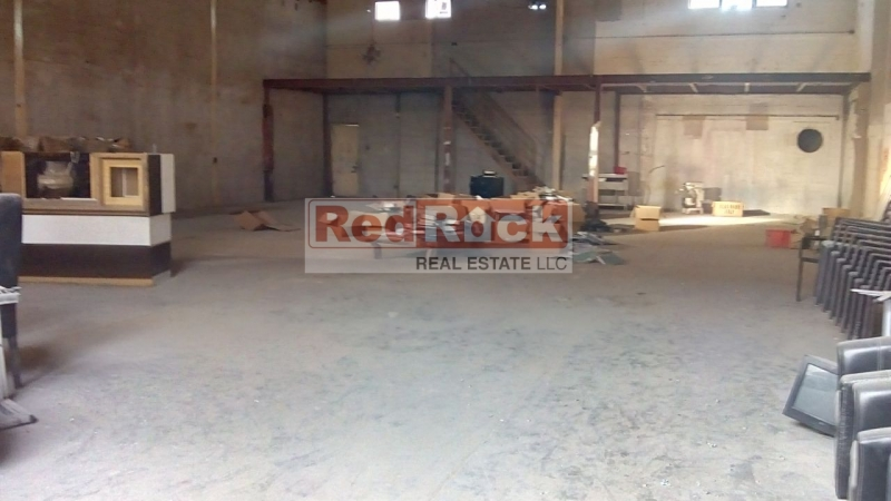 High KW Power Great Location 3800 Sqft Warehouse in Al Quoz