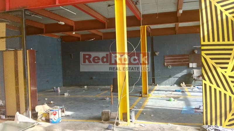Excellent for Joinery 2900 Sqft Warehouse in Al Quoz
