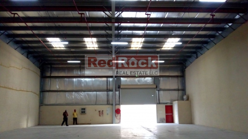 Fantastic 4824 Sqft Warehouse Ideal for FMCG in DIP