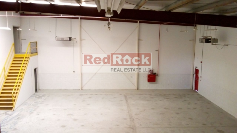 Neat Air Conditioned 8286 Sqft Warehouse in DIP