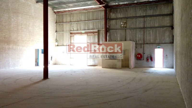 Spacious Yet Affordable 3386 Sqft Commercial Warehouse in DIP