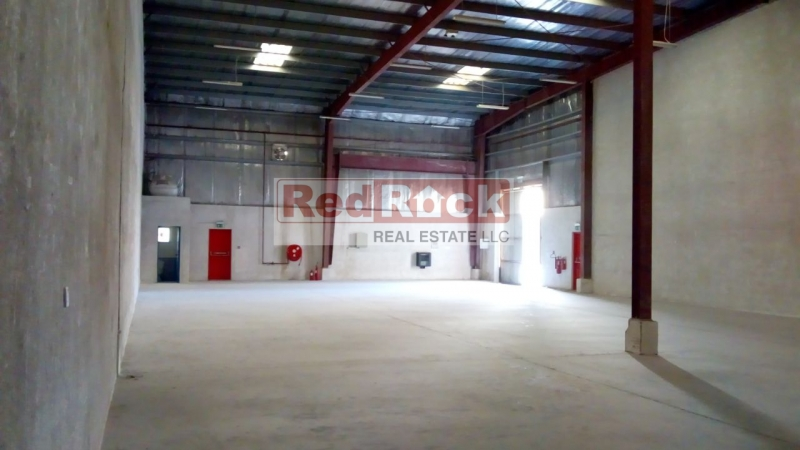 Clean 5002 Sqft Commercial Warehouse in DIP