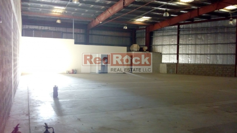 Spacious 6035 Sqft Warehouse Suitable for Logistics in DIP