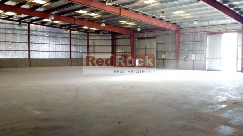 Ideal for All Activities 8683 Sqft Warehouse in DIP with 2 Entrances