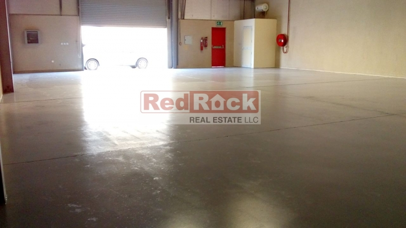 Spick & Span 2500 Sqft Warehouse in Jebel Ali for Aed 97,000/Yr