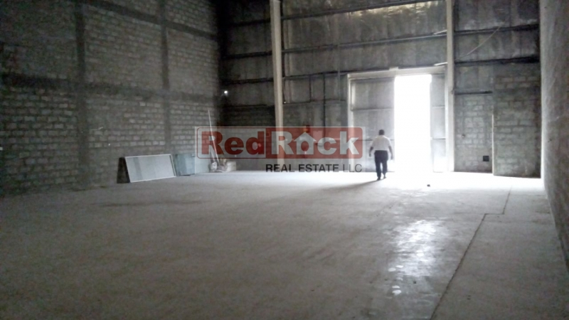 10 M Height 3000 Sqft Warehouse in Jebel Ali Ideal for Exhibitors