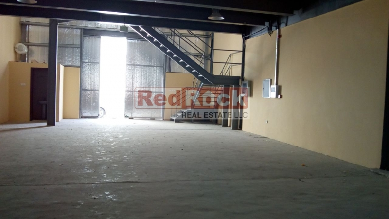 Modern 3348 Sqft Fully Insulated Warehouse in Al Quoz