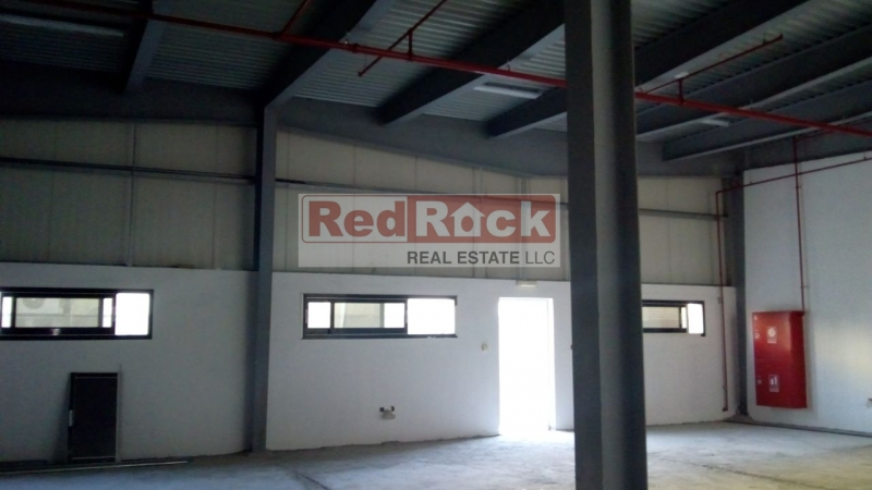 Elegant Brand New 4906 Sqft Warehouse with Office in Al Quoz