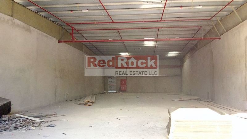 Brand New 1900 Sqft Warehouse in Excellent Location of Al Quoz