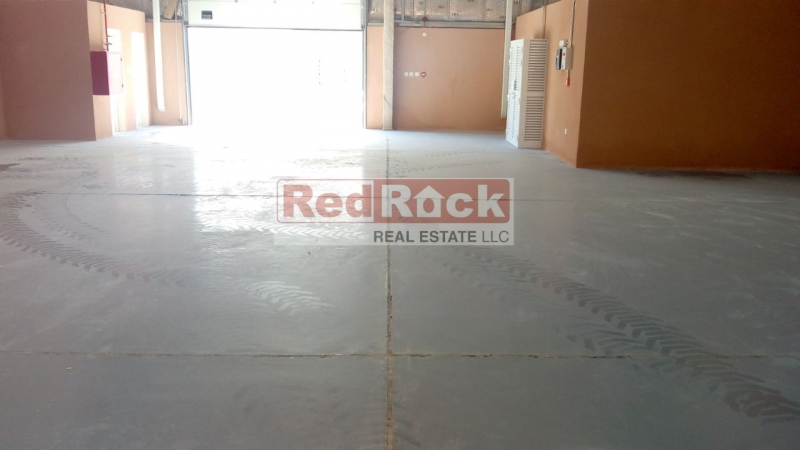 Brand New 2795 Sqft Warehouse with Modern Facilities in Jebel Ali