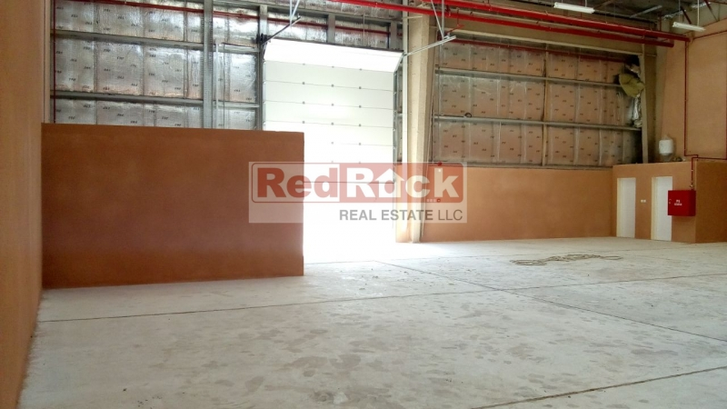 New 3825 Sqft Warehouse with Office, Pantry & Washroom In Jebel Ali
