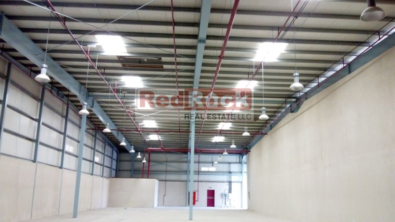 Brand New 9345 Sqft Warehouse with 43 KW Power in DIP