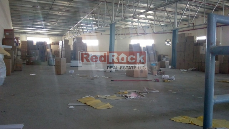 Going Cheap 6800 Sqft Commercial Warehouse in Al Quoz