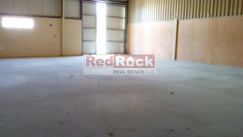 Ideal for Carpentry 2489 Sqft Neat Warehouse in DIP