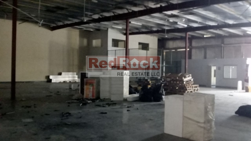 TAX FREE 6346 Sqft Commercial Warehouse on Sheikh Zayed Road