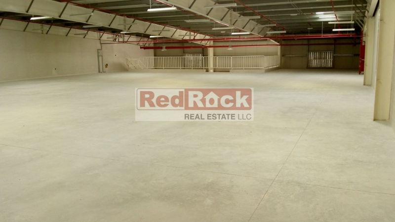 Prime Location New 12,788 Sqft Commercial Warehouse in DIP