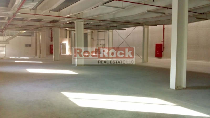 Brand New 10,577 Sqft Warehouse with 150 KW Power in DIP
