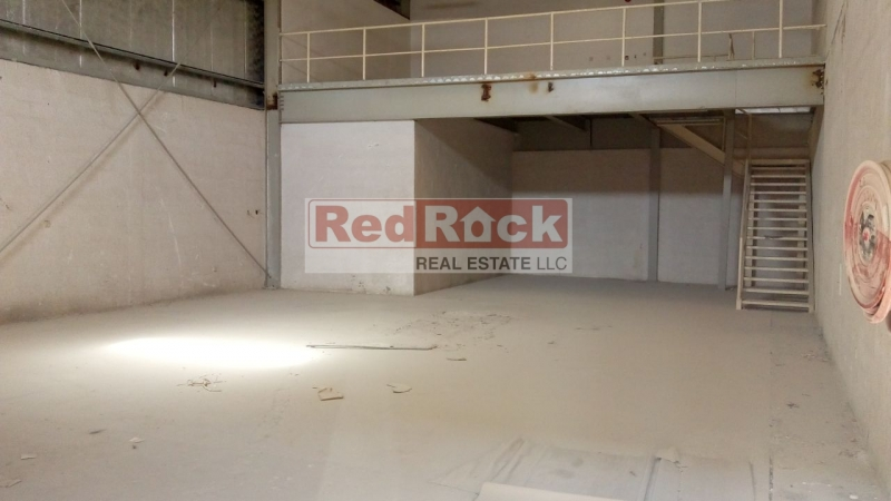Well Planned 2800 Sqft Warehouse in Jebel Ali for Aed 115K/Yr