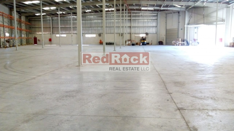 With 300 KW Power 30,182 Sqft Warehouse in DIP